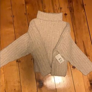 Brand new with tags free people bulky sweater